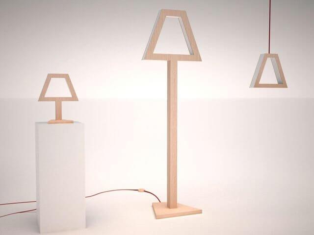 lampu lamar unik dengan bentuk icon