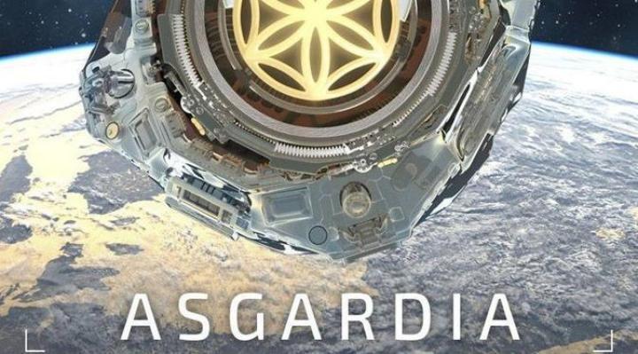 Asgardia, negeri luar angkasa