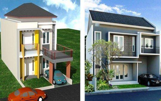 Gambar Rumah Sederhana Di desa 9