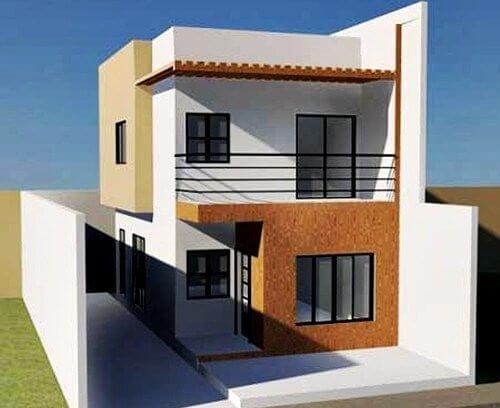 Gambar Rumah Sederhana Di desa 5