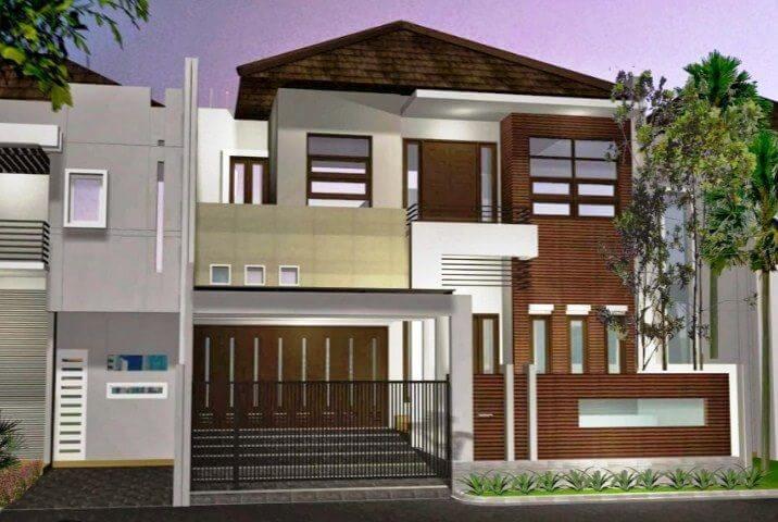 Model Rumah Sederhana Tapi Indah 6