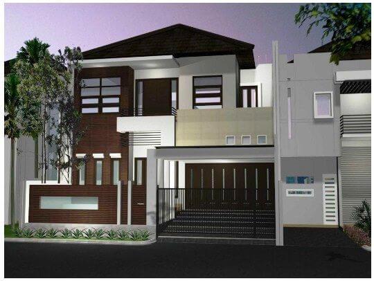 Model Rumah Sederhana Tapi Indah 7