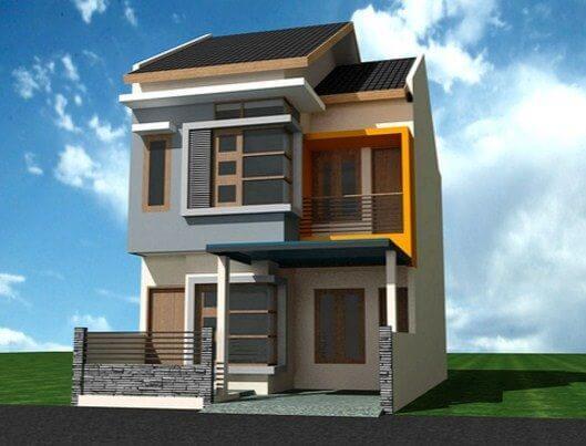 Model Rumah Sederhana Tapi Indah 1