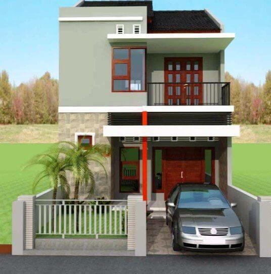 Model Rumah Sederhana Tapi Indah 2
