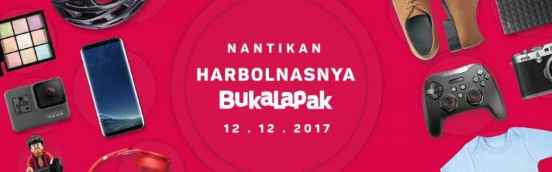 Photo of Menilik Promo Harbolnas 2017 di Bukalapak Khusus Pecinta Dunia Belanja