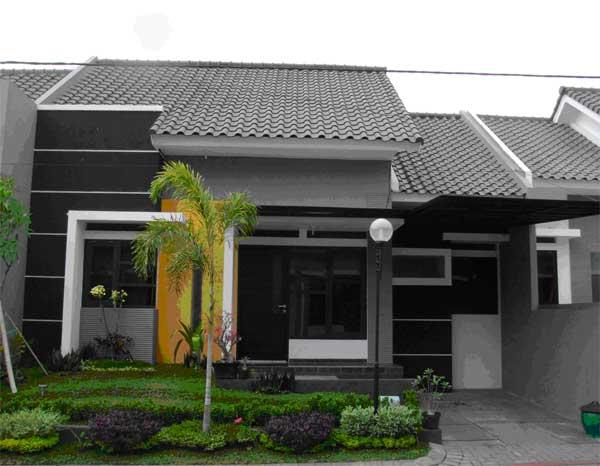 Rumah Minimalis Tampak Depan 3