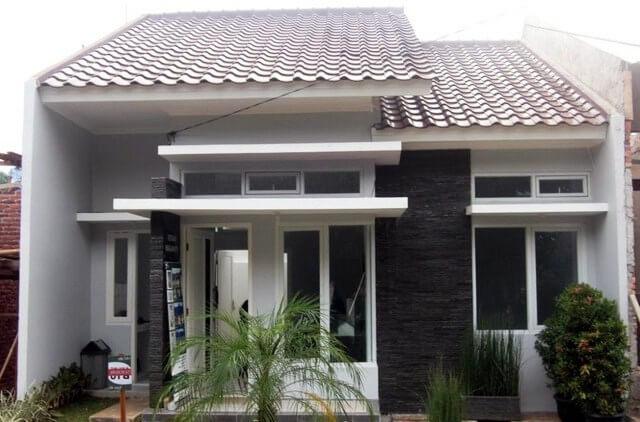 Rumah Minimalis Tampak Depan 5