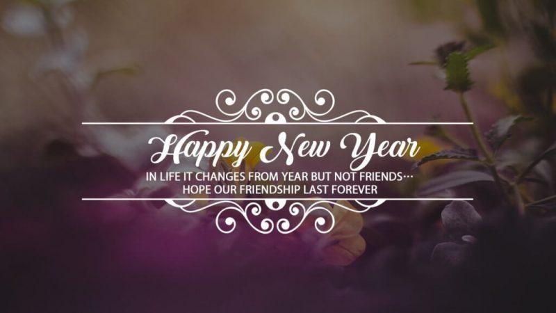 Ucapan Tahun Baru Bahasa Inggris
