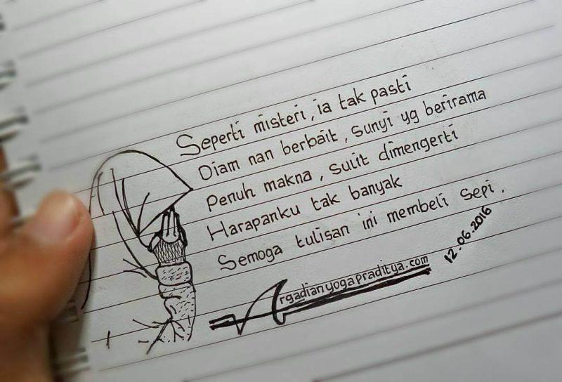 Puisi Cinta Islami