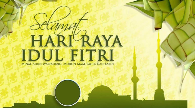 Photo of 35 Ucapan Idul Fitri 2021 Saat Jauh Dari Keluarga