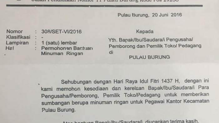 Photo of Contoh Surat Permohonan Untuk Berbagai Keperluan