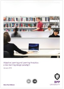 Learning Analytics Cover