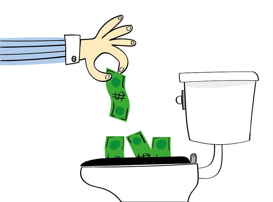 Kuinka säästää rahaa?