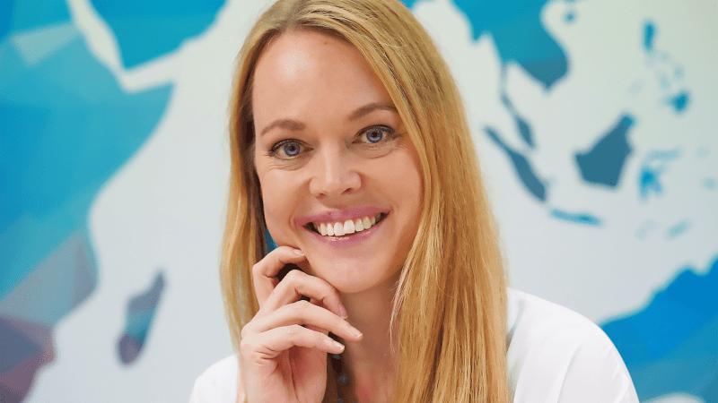 Asuntosijoittaja Nina Nordlund
