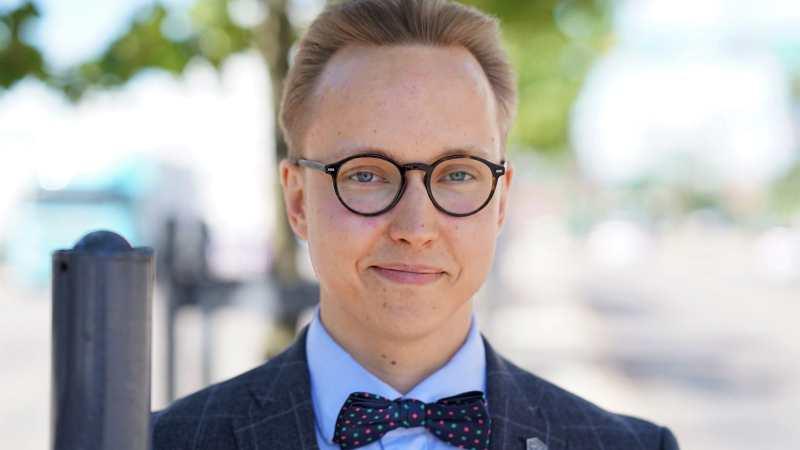 Asuntosijoittaja Roni Arvonen