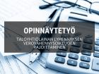 hallituksen selvitys taloyhtiölainan lyhennyksen verovähennysoikeuden rajoittamisesta