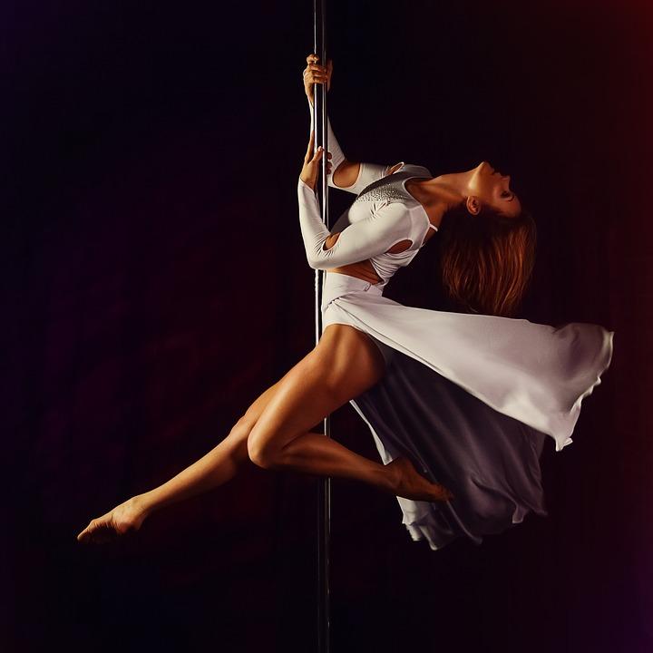 J'ai osé... le pole dance