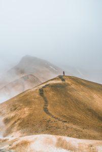 Une reconversion vers soi - Gravir sa montagne