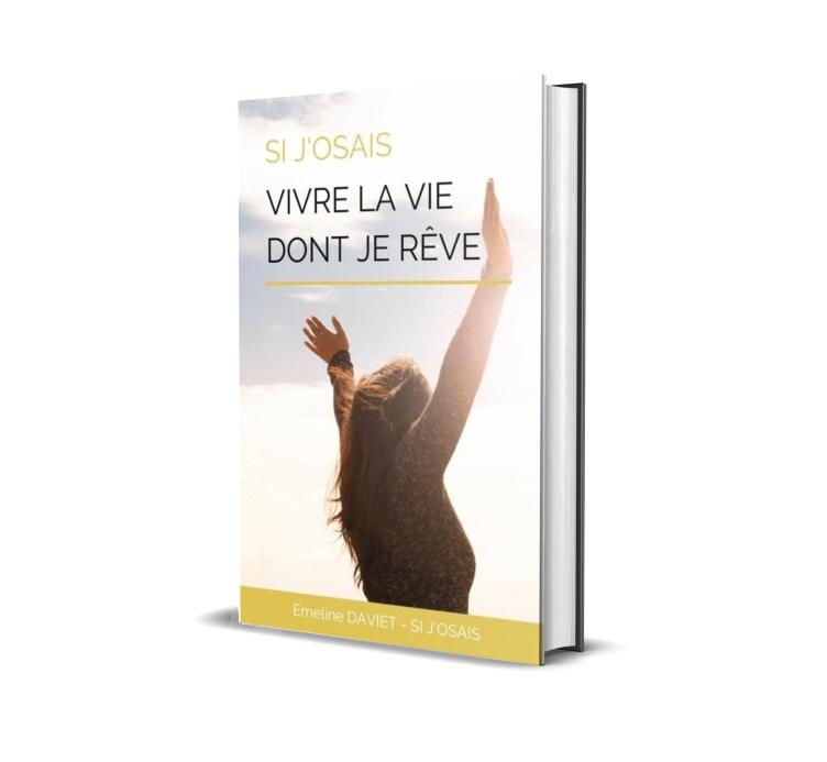 Ebook Vie rêvée SI J'OSAIS Coach a Nantes Bilan de compétences Gestalt