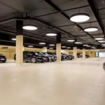 Car Park Traffic Coating