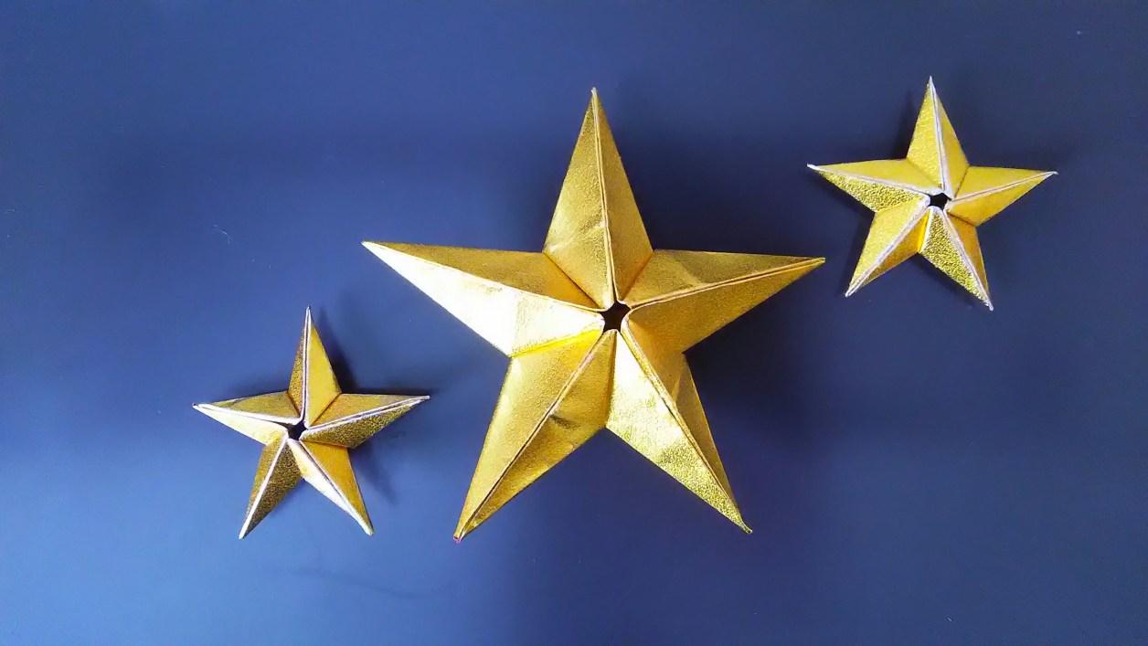 5枚キラキラ星