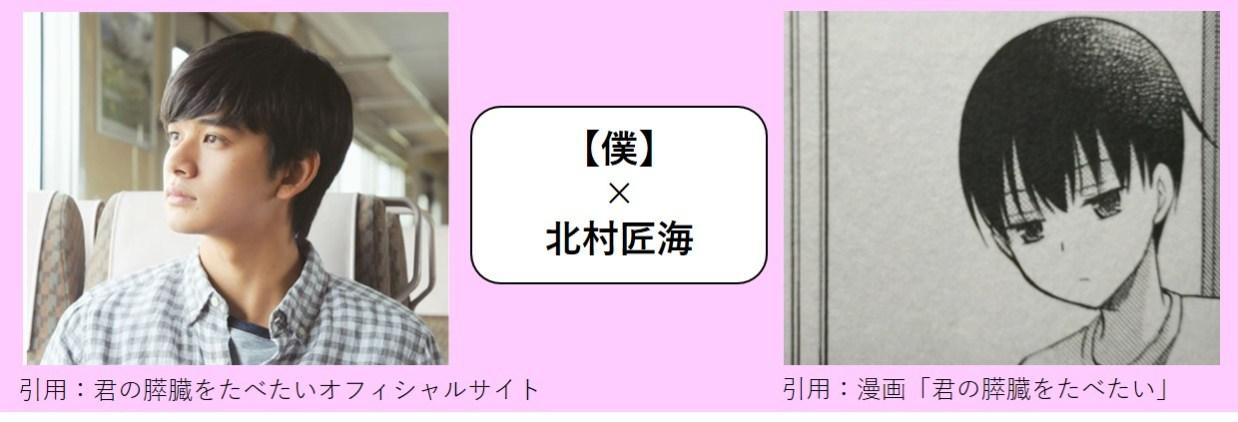 【僕】×北村匠海