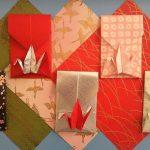 お年玉袋を手作りで!折り紙で作る鶴のポチ袋【100均折り紙でOK】