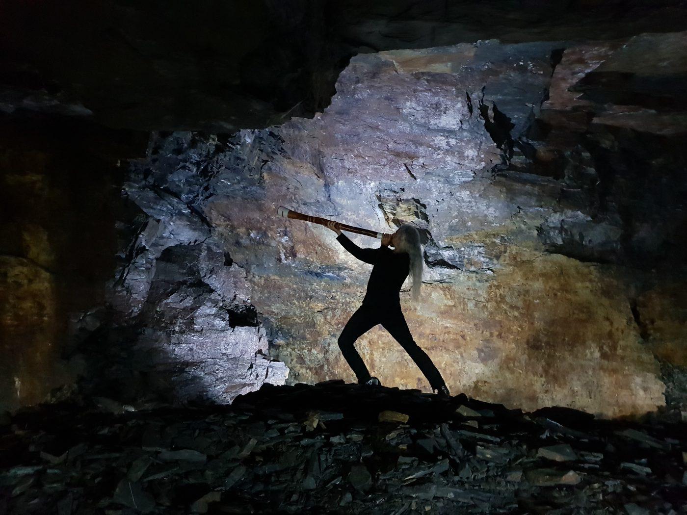 Sika Carnglaze Caverns