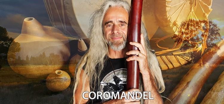 Shamanic Sound Journey, Coromandel