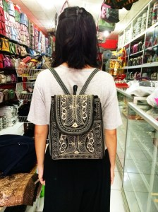 Acehnese Embroidery Bag