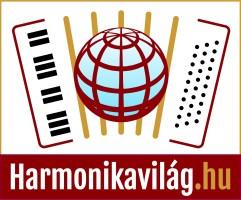 Harmonikavilág logó