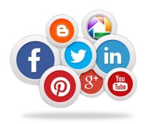 Közösségi média - Sikerpartner WordPress weboldal készítés