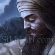 Guru Sahib, Guru Gobind Singh, Machhiwara