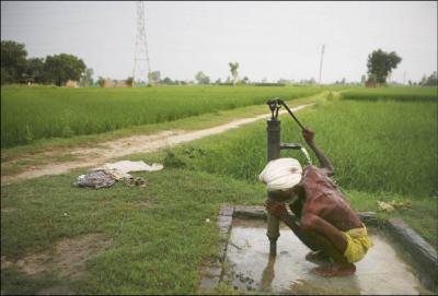 punjab water shortage