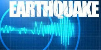 Earthquake of magnitude 5.2 strikes Manipur