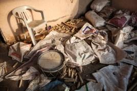 MAYO: Familiares de desaparecidos recorren comunidades en Chilapa, Guerrero y conocen los hogares abandonados de personas desplazadas. (Prometeo Lucero) Pie de P‡gina |Êhttps://goo.gl/8nELaE