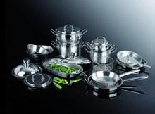 Naczynia ze stali