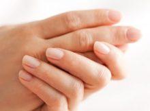 skóra dłoni