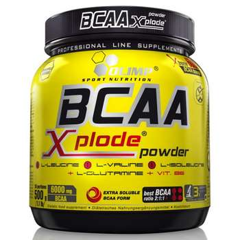 bcaa capsules side effects