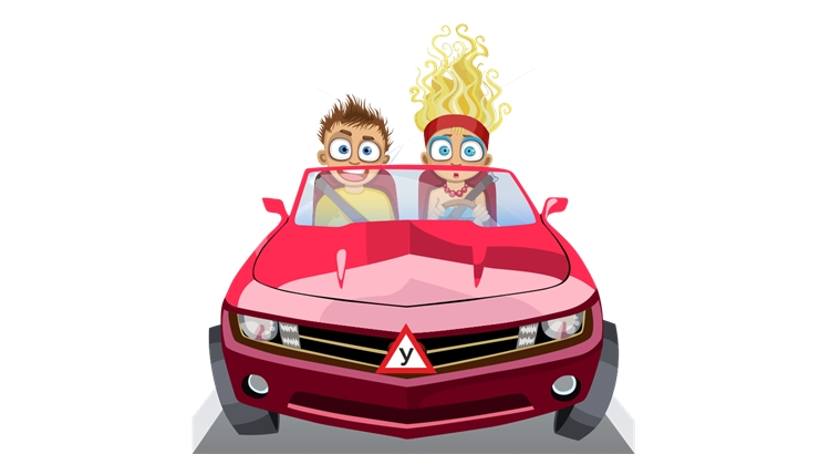 Заговор чтобы научиться водить машину