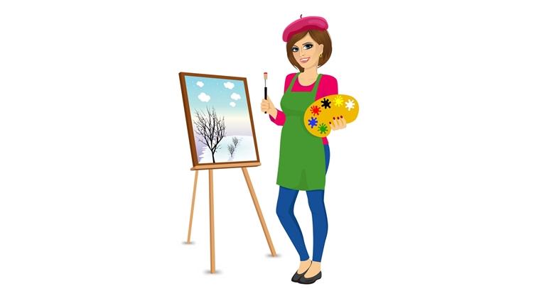 Заклинание чтобы научиться рисовать