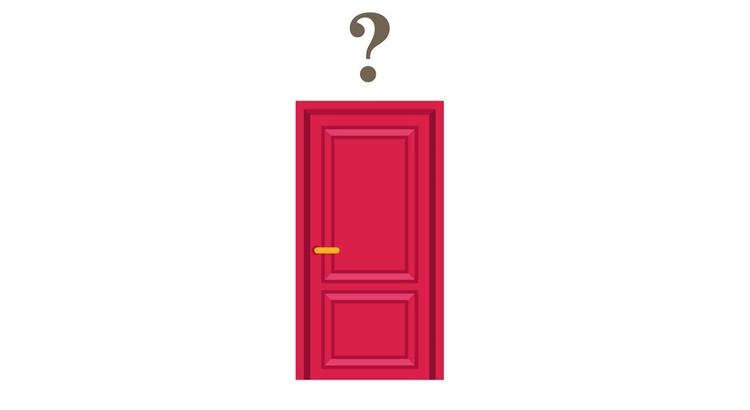 Как правильно убрать подклад под дверью