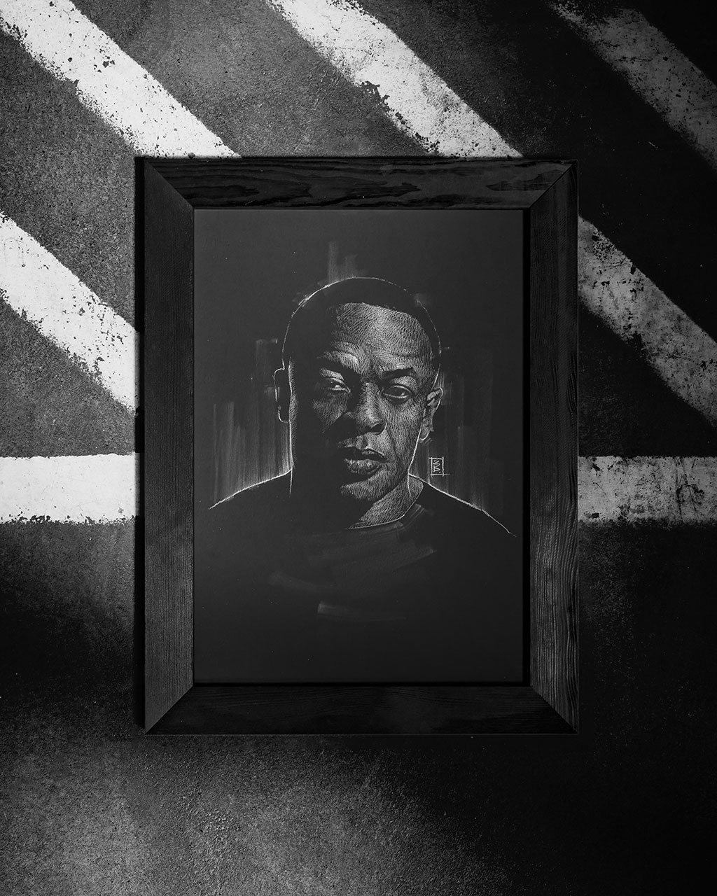 Dr. Dre. - Original Drawing