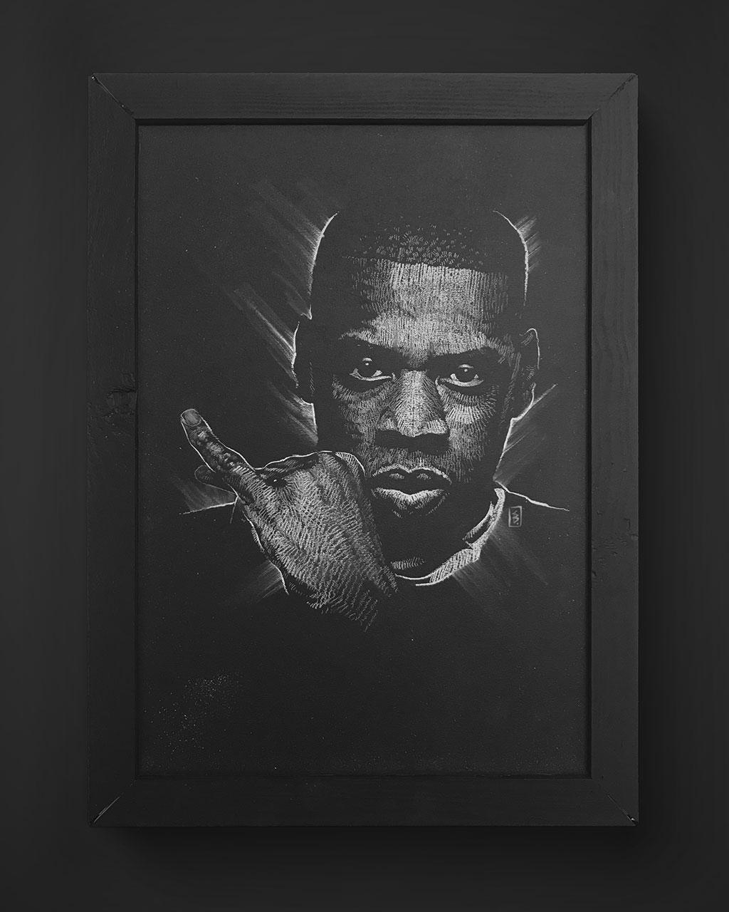 Jay Z - Original Drawing