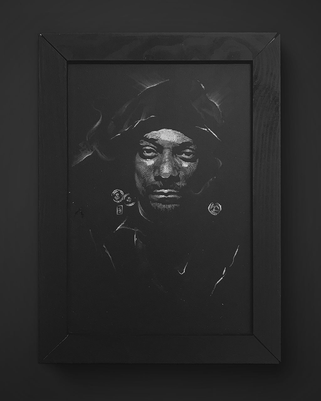 Snoop Dogg - Original Drawing