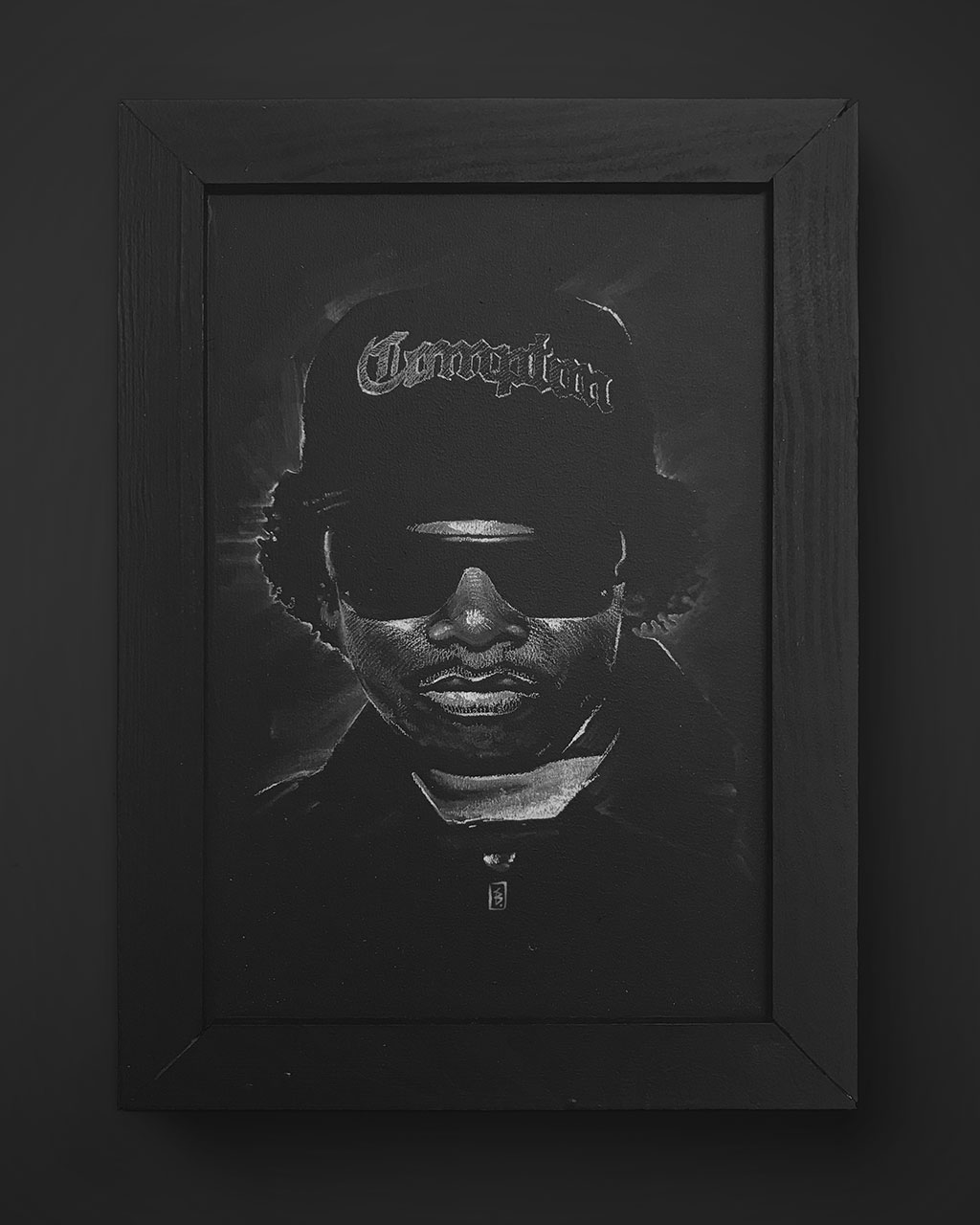 Eazy E - Original Drawing