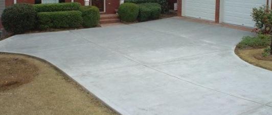 Sealing Concrete Driveway After Pressure Washing