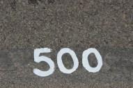 Oh ! Le beau 500 !