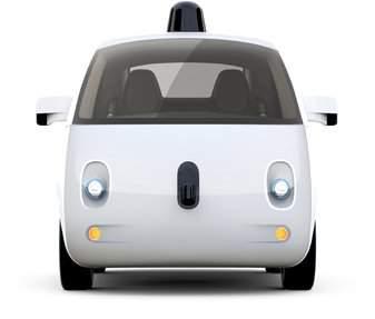 Google Self-Driving Car Project - Protótipo de carro do Google