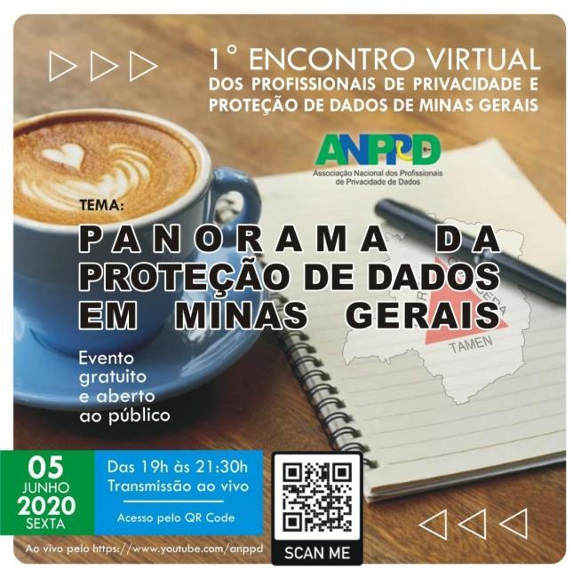 LGPD: Panorama da Proteção de dados em Minas Gerais